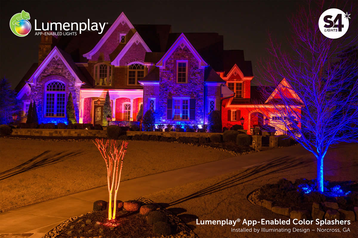 Lumenplay® | App-Enabled Lights